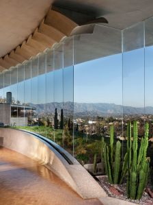 Silver top House, John Lautner in 1956