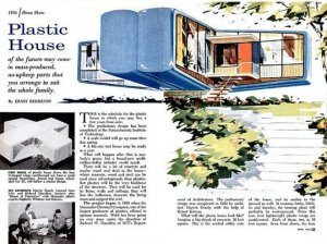 Home of the future 1957